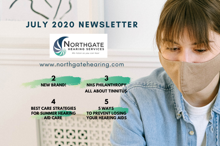 July 2020 Newsletter header image